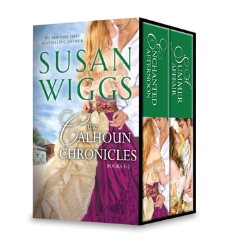 Susan Wiggs The Calhoun Chronicles Books 4-5 - An Anthology ebook by Susan Wiggs