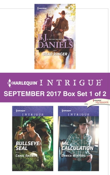 Harlequin Intrigue September 2017 - Box Set 1 of 2 - An Anthology ebook by B.J. Daniels,Carol Ericson,Danica Winters