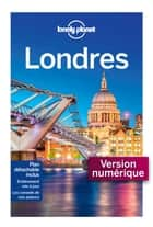 Londres Cityguide 10ed ebook by LONELY PLANET FR