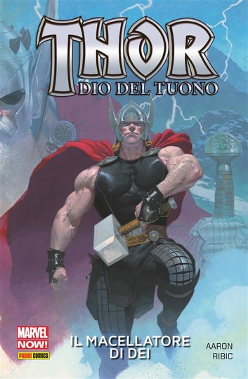 Thor Dio Del Tuono 1 (Marvel Collection) - Il Macellatore Di Dei ebook by Jason Aaron