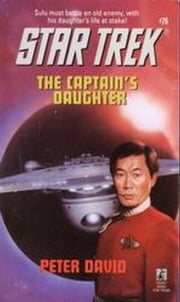 The Captain's Daughter ebook by Peter David