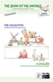 The Book of The Animals - The Collection (Bilingual English-Portuguese) ebook by J.N. PAQUET