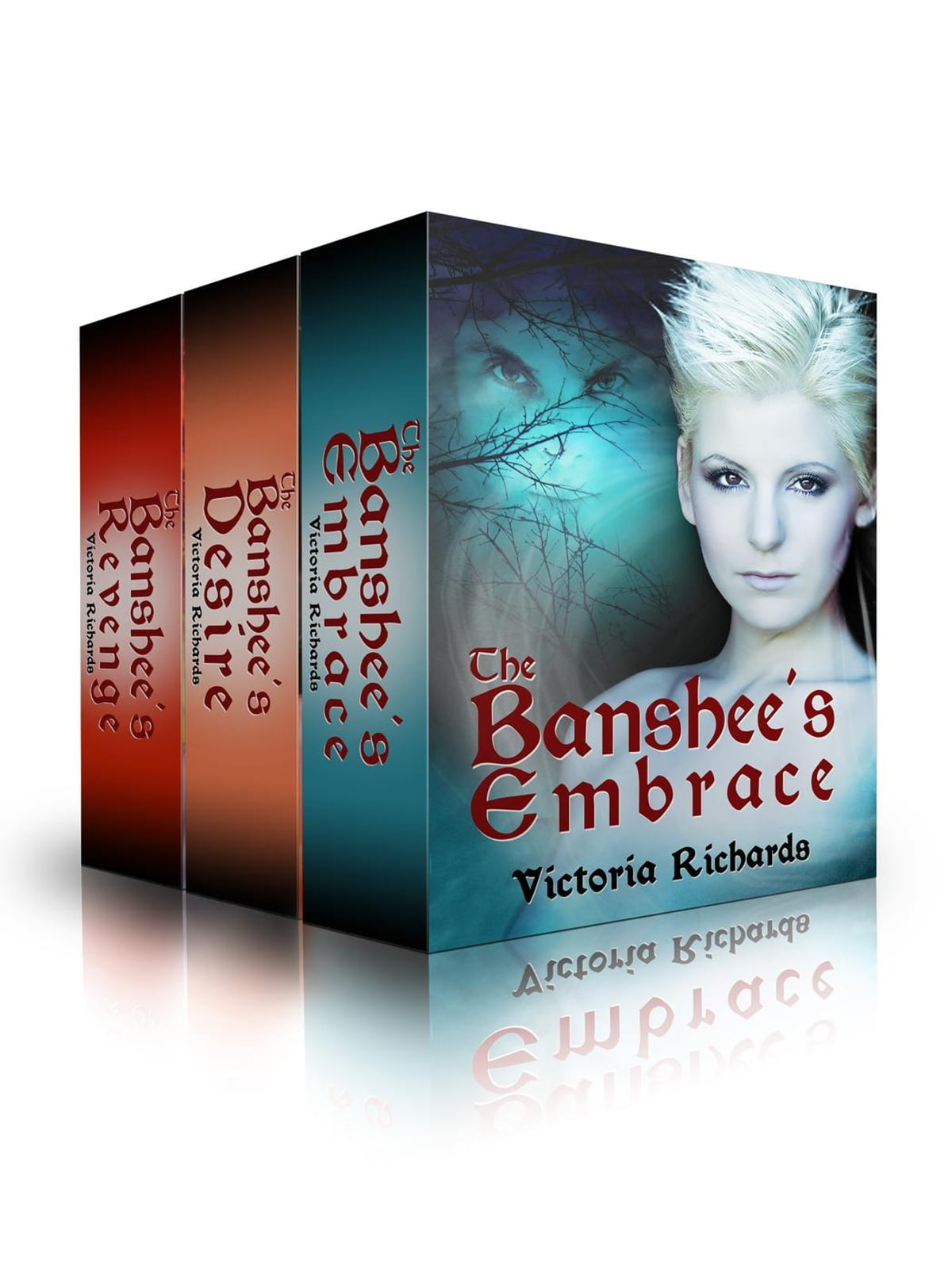 The Banshee's Embrace Trilogy Boxed Set Ebook By Victoria Richards   9781507031766  Rakuten Kobo