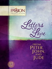 Letters of Love - From Peter, John, and Jude ebook by Brian Simmons