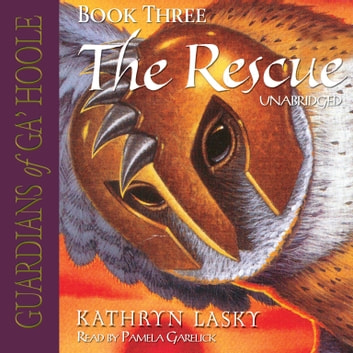 The Rescue audiobook by Kathryn Lasky