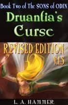 Book Two of the Sons of Odin; Druantia's Curse: Revised Edition: v.1.5 ebook by L A Hammer