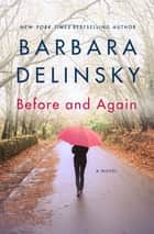 Before and Again - A Novel 電子書 by Barbara Delinsky