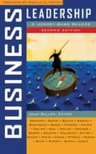 Business Leadership ebook by Joan V. Gallos