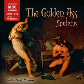 The Golden Ass audiobook by Apuleius
