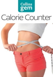 Calorie Counter (Collins Gem) ebook by HarperCollins