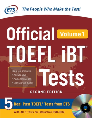 Official toefl ibt tests volume 1 2nd edition ebook ebook by official toefl ibt tests volume 1 2nd edition ebook ebook by educational testing fandeluxe Images