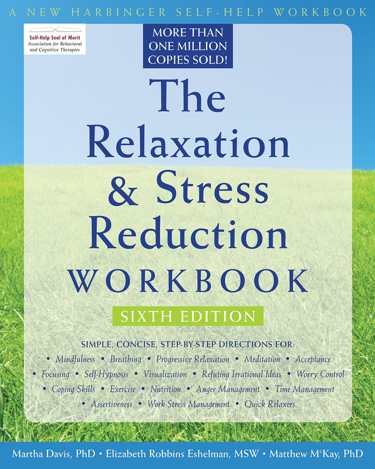 The Relaxation and Stress Reduction Workbook eBook by Martha Davis ...