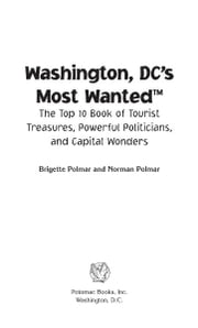 Washington DC's Most Wanted™ ebook by Brigette Polmar; Norman Polmar