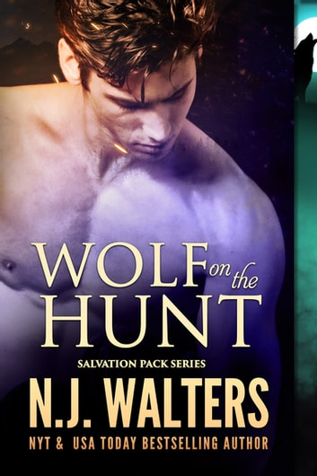 Wolf on the Hunt ebook by N.J. Walters