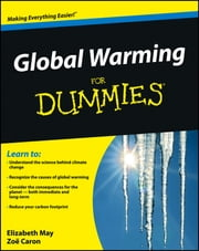 Global Warming For Dummies ebook by Elizabeth May,Zoe Caron