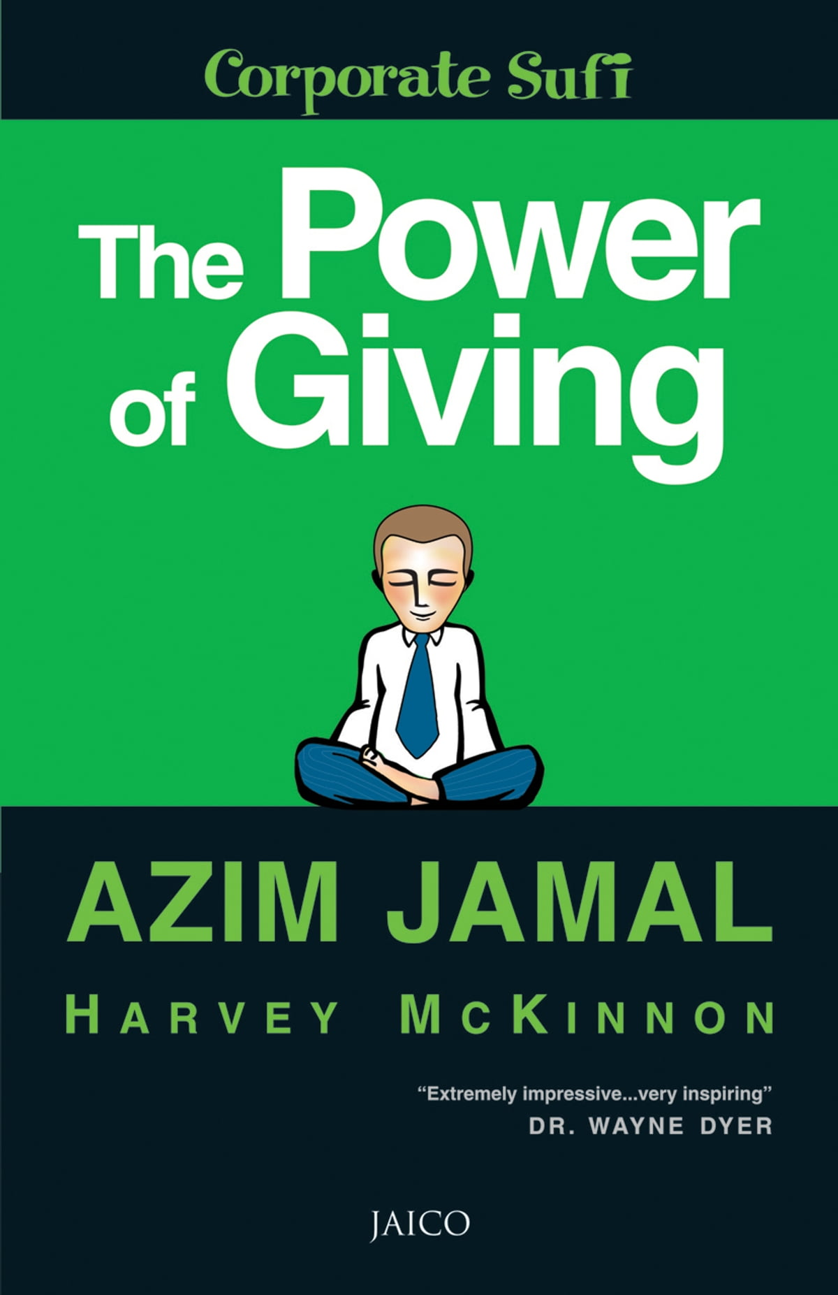 Watch The Power of Giving video