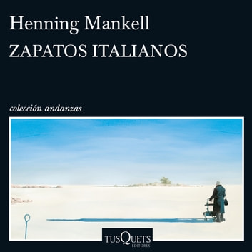 Zapatos italianos audiobook by Henning Mankell