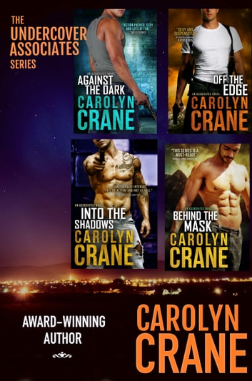 Undercover Associates fabulous four-pack ebook by Carolyn Crane,Annika Martin