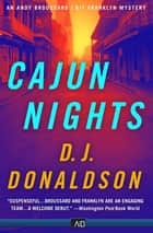 Cajun Nights ebook by D.J. Donaldson