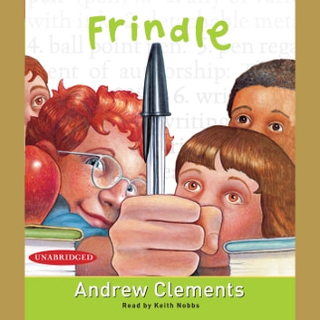 Frindle audiobook by Andrew Clements