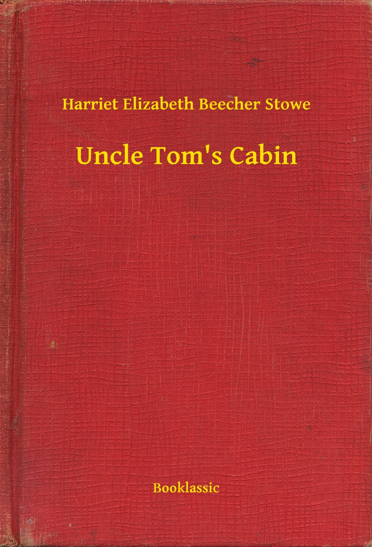the points of harriet beecher stowe in writing uncle toms cabin Information and articles about harriet beecher stowe,  including uncle toms cabin  harriet won a writing contest in the western monthly magazine and began.