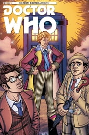 Doctor Who: The Tenth Doctor Archives #10 ebook by Tony Lee,Kelly Yates,Rick Ketcham,Brian Shearer,Kris Carter