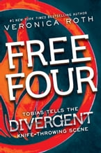 Free Four, Tobias Tells the Divergent Knife-Throwing Scene
