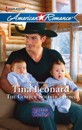 The Cowboy Soldier's Sons ebook by Tina Leonard