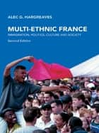 Multi-Ethnic France - Immigration, Politics, Culture and Society ebook by Alec G. Hargreaves