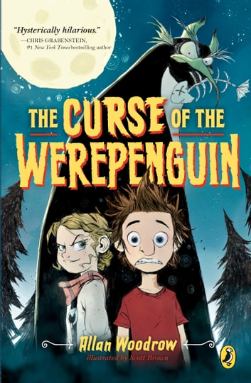 The Curse of the Werepenguin ebook by Allan Woodrow