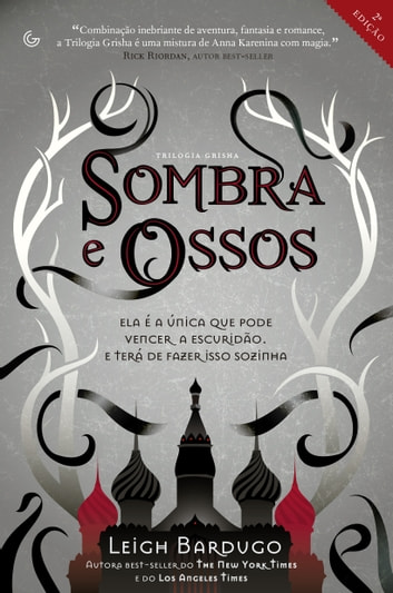 Sombra e Ossos ebook by Leigh Bardugo
