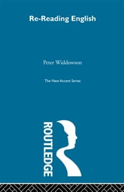 Re-Reading English ebook by Peter Widdowson