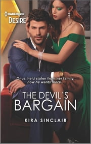 The Devil's Bargain ebook by Kira Sinclair