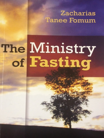 The Ministry of Fasting ebook by Zacharias Tanee Fomum