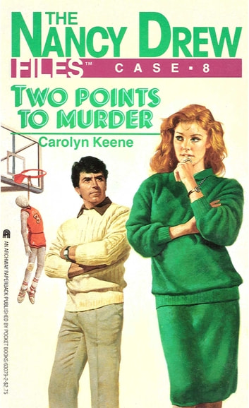 Two Points to Murder ebook by Carolyn Keene