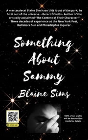 Something About Sammy ebook by Blaine Sims