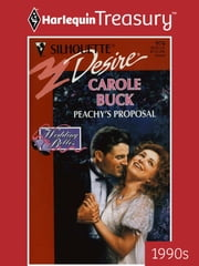 Peachy's Proposal ebook by Carole Buck