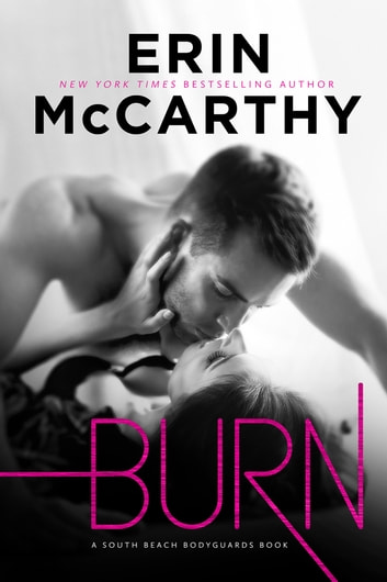 Burn ebook by Erin McCarthy