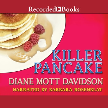 Killer Pancake audiobook by Diane Mott Davidson