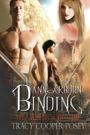 Bannockburn Binding - A Vampire Menage Time Travel Futuristic Romance ebook by Tracy Cooper-Posey