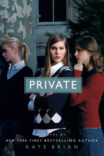 Private ebook by Kate Brian