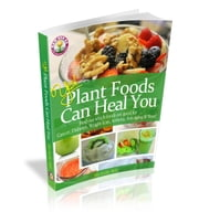 Yes! Plant Foods Can Heal You. ebook by Michelle Hill