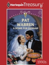 A Home for Hannah ebook by Pat Warren