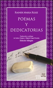 Poemas y dedicatorias ebook by Rainer Maria Rilke