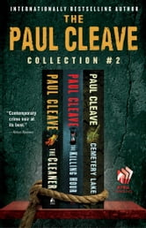 The Paul Cleave Collection #1 - Blood Men, Collecting Cooper, and The Laughterhouse ebook by Paul Cleave