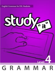Study It Grammar 4 eBook ebook by James Rice,Jamie Matechuk