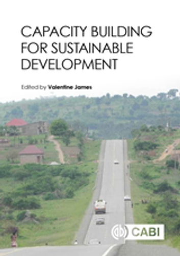 Capacity Building for Sustainable Development ebook by