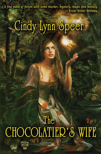 The Chocolatier's Wife ebook by Cindy Lynn Speer