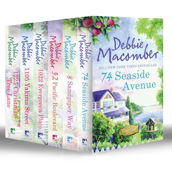 Cedar Cove Collection (Books 7-12) (Mills & Boon e-Book Collections) ebook by Debbie Macomber