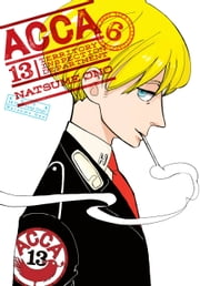 ACCA 13-Territory Inspection Department, Vol. 6 ebook by Natsume Ono